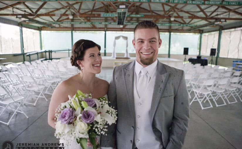 Q'emiln Park Grand Pavilion Wedding